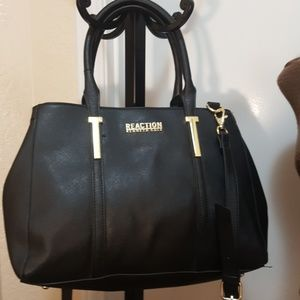 Kenneth Cole Reaction Black Handbag